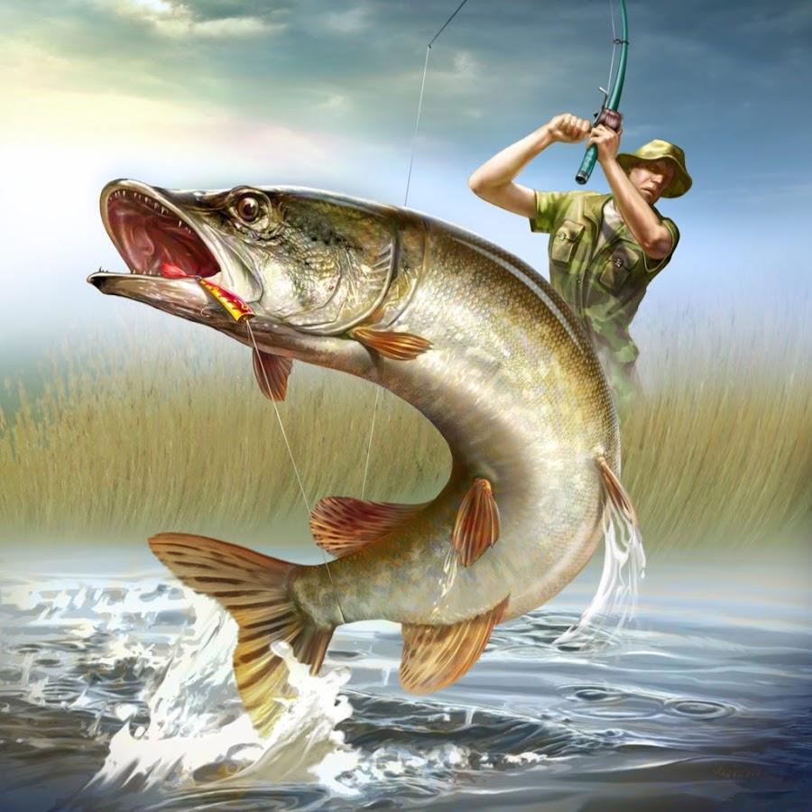 замечательной рыбалки картинки его