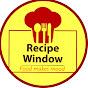 Recipe Window