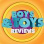 Boys & Toys Reviews