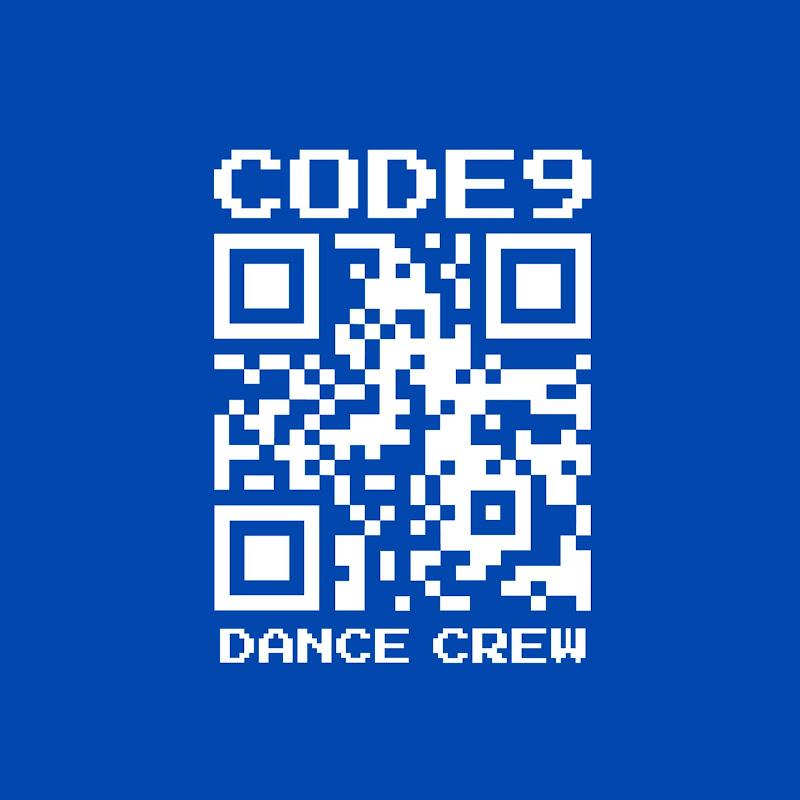 Logo for CODE9 Dance Crew