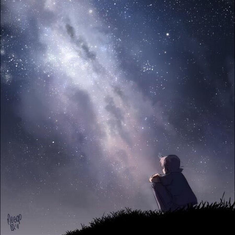 является фотоэффекты где мужчина смотрит на небо надеюсь, что