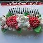 Stylish Floral Art