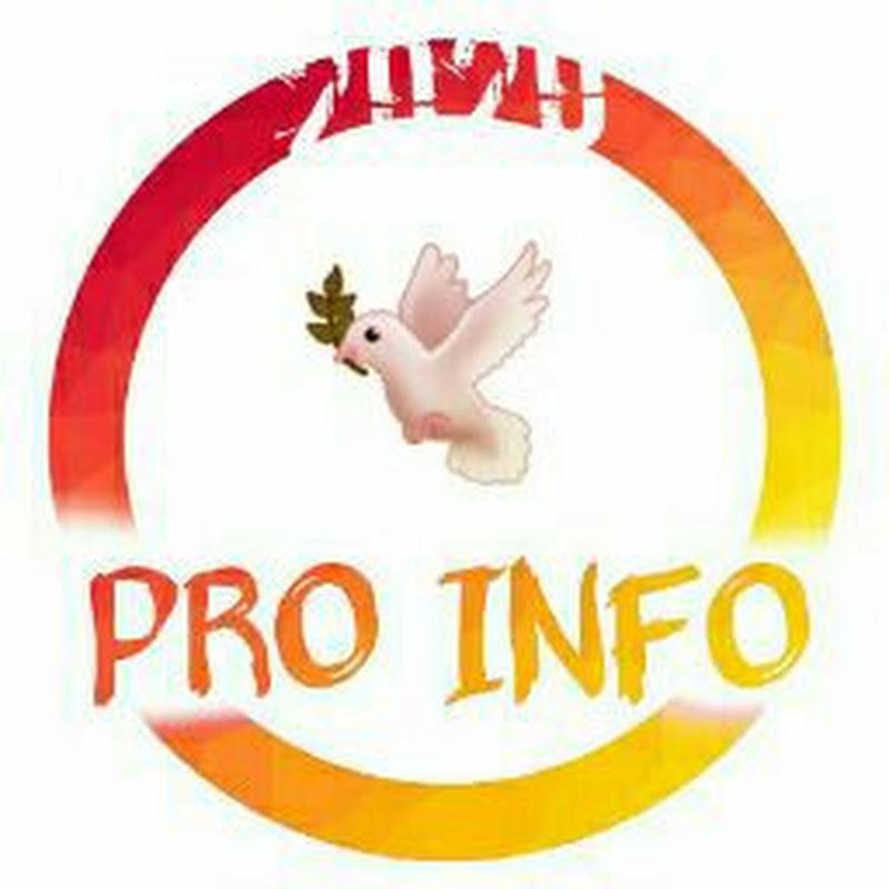 Pro Info