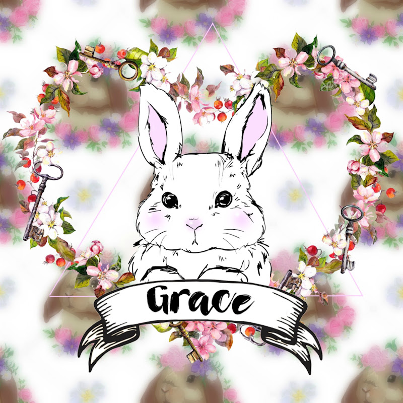 Logo for GRΛCE COVER DANCE GROUP