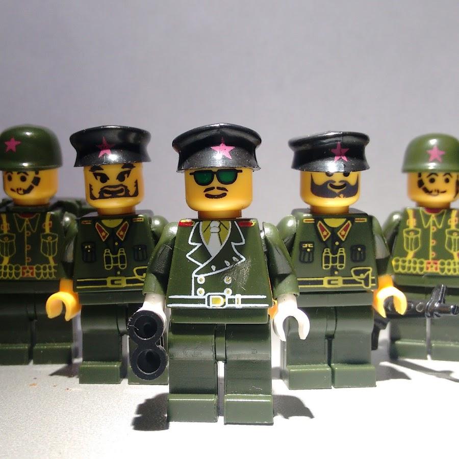 Картинки военных лего человечков