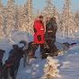Wilderness Latitude séjours chiens de traîneau et voyages de pêche en Laponie Suédoise