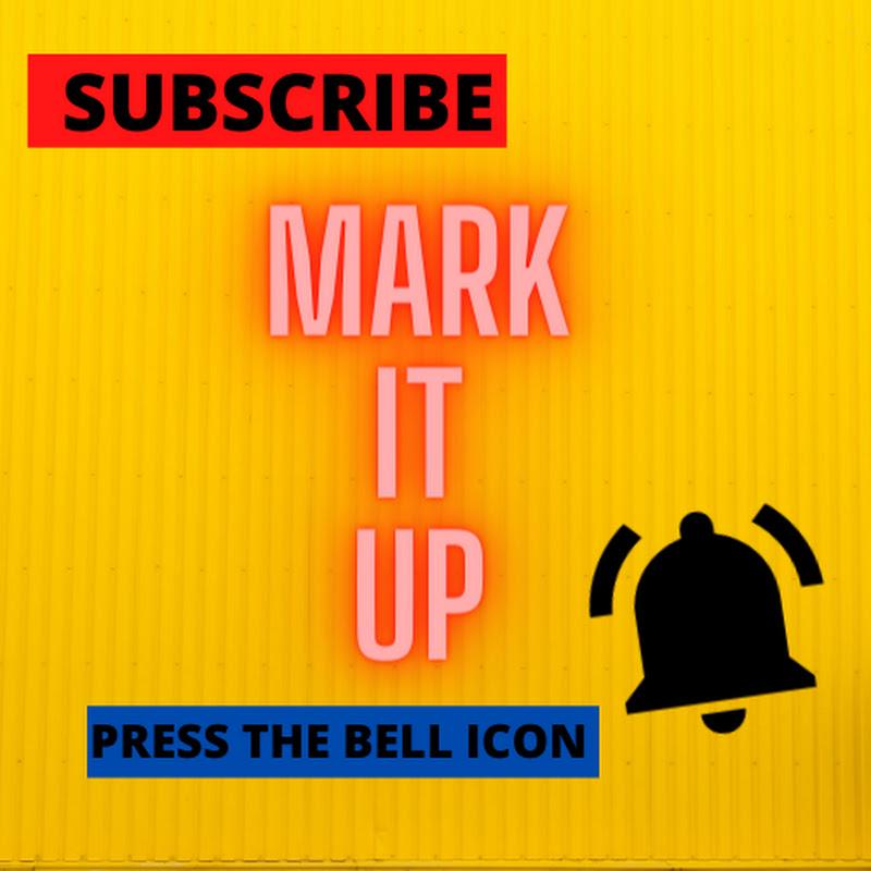 MARK IT UP (mark-it-up)
