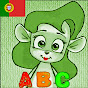 aprende comigo - ABC123 - em português