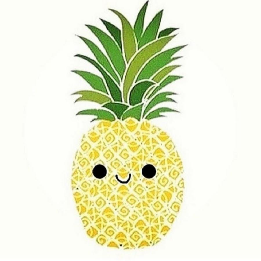 образом картинки ананаса с глазами вариантом
