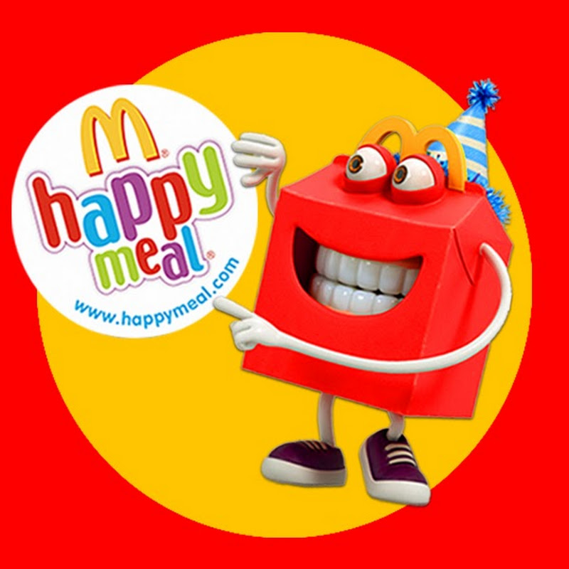 Happy Meal Toys for Kids
