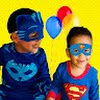 Superheroes nursery songs