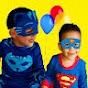 Superheroes nursery songs