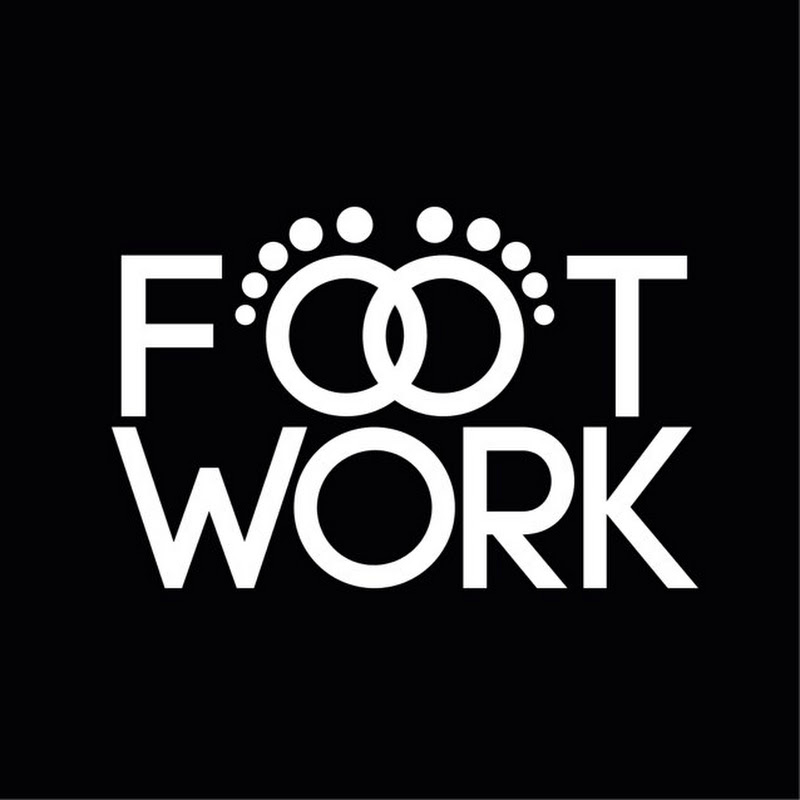 Logo for FootWork Dance