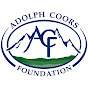 Adolph Coors Foundation - Youtube