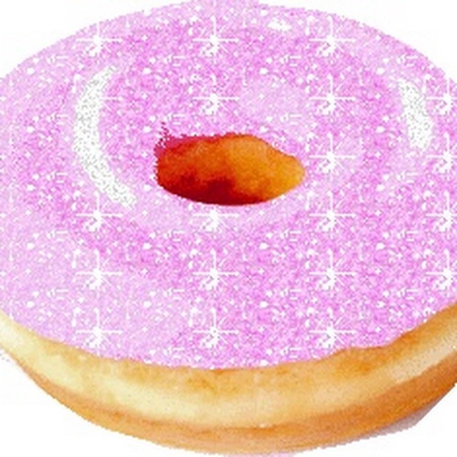 движущиеся картинки пончик новому