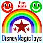 Magic Toys - Aprender Inglês