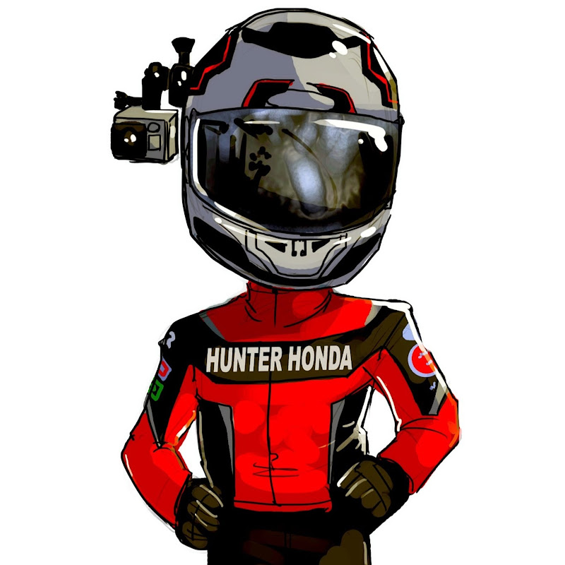 hunter honda