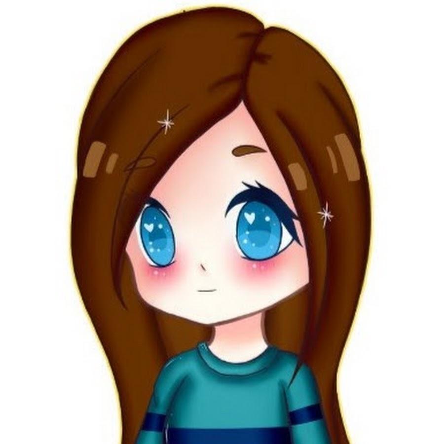 Красивые картинки девочек на аватарку майнкрафт