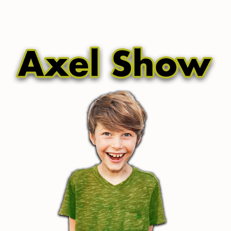 The Axel Show Youtube