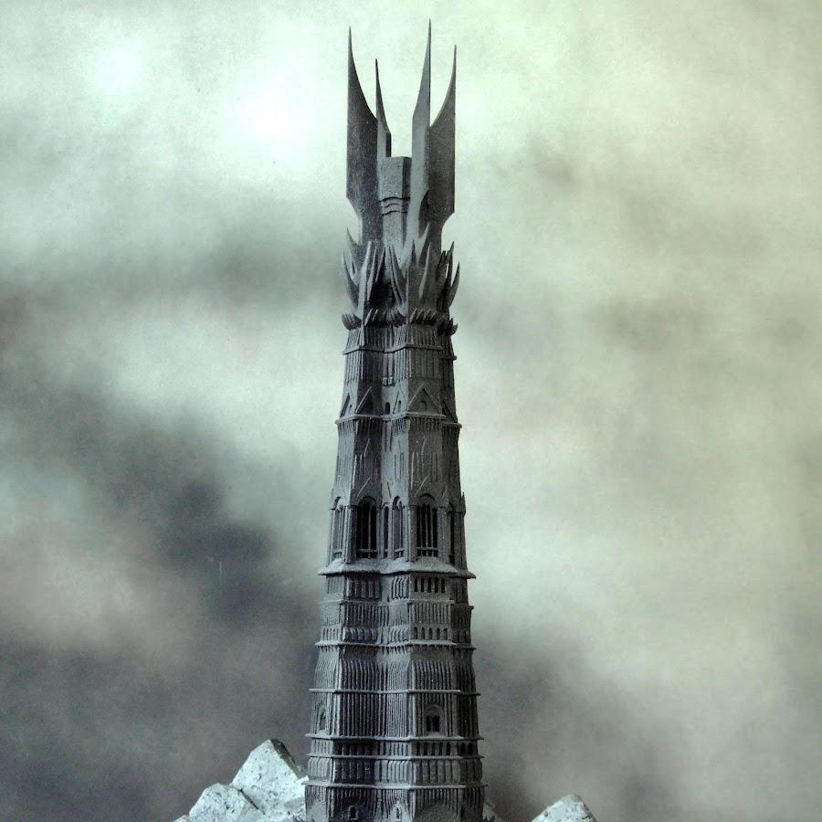 картинки сторожевой башни авансу средиземья
