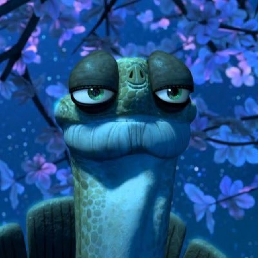 Master Oogway - YouTube