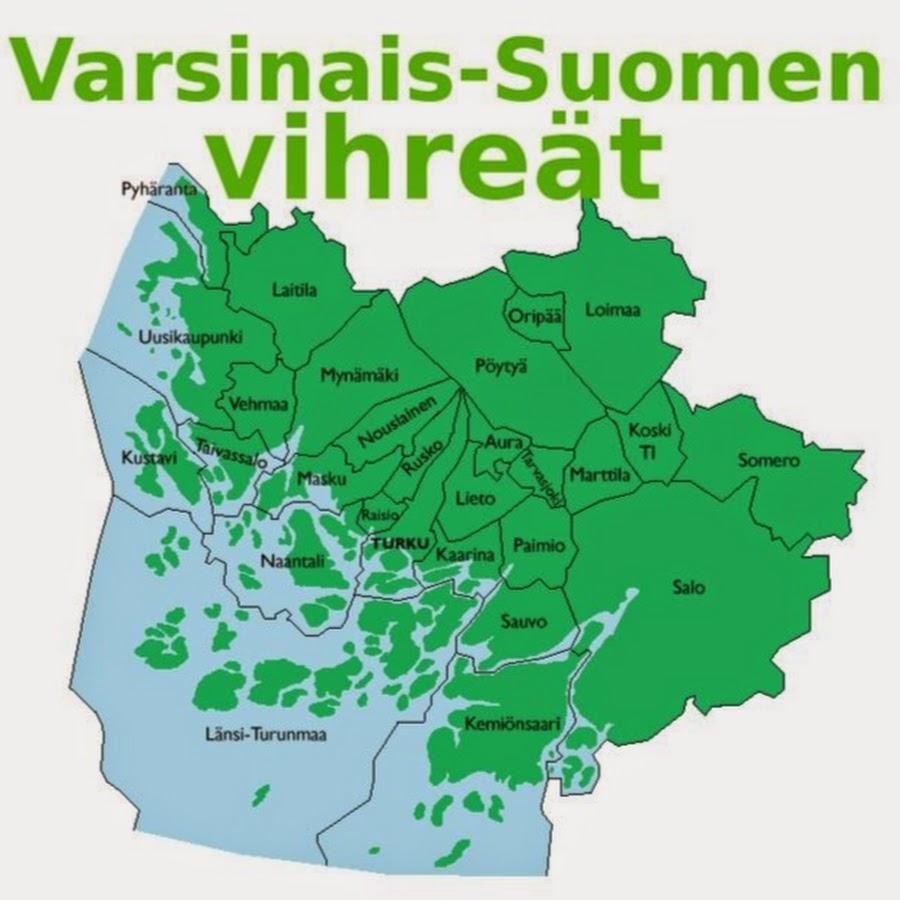 Ehdokkaat Varsinais-Suomi