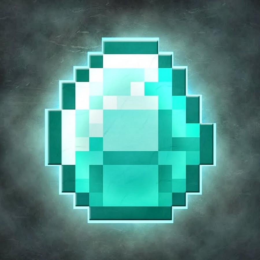 Алмаз в майнкрафт фото