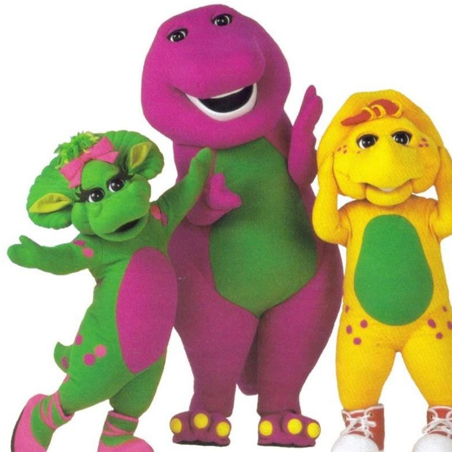 Barney 2004 - YouTube