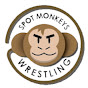 Spot Monkeys Wrestling