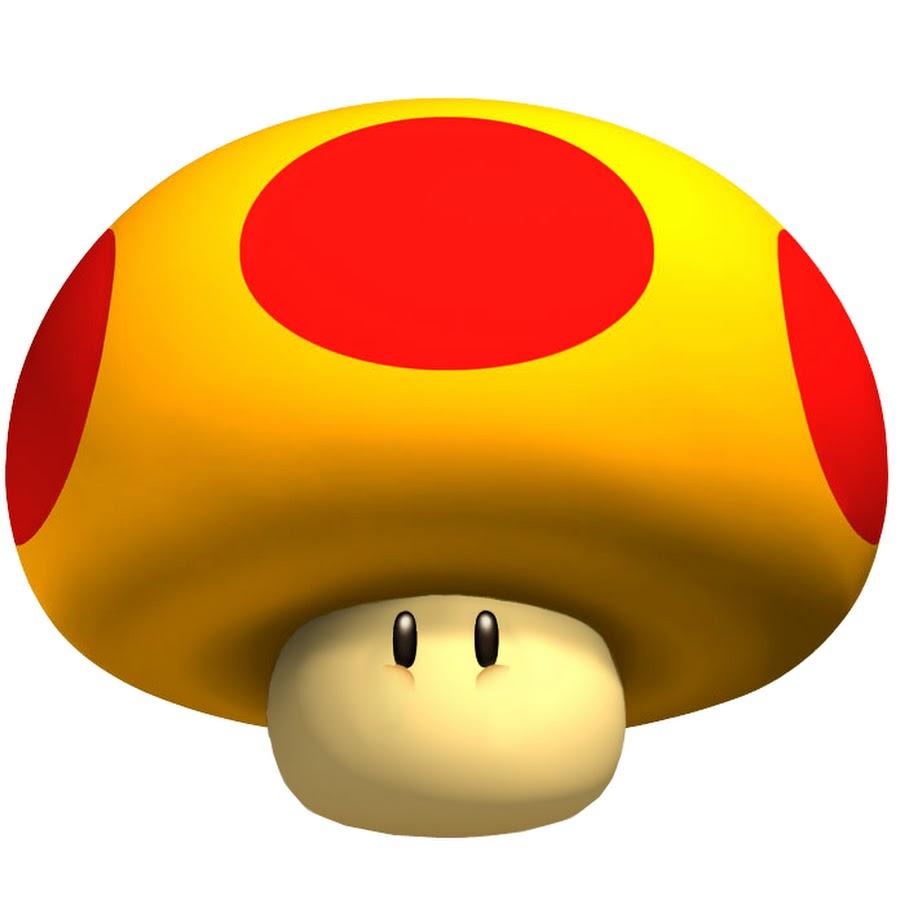 грибы марио картинки несложен исполнении