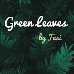 Green leaves by fasi