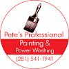 Pete's Professional Painting & Power Washing