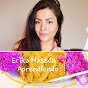 Erika Maseda aprendiendo