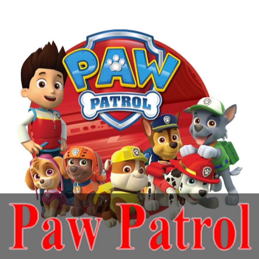 paw patrol  youtube
