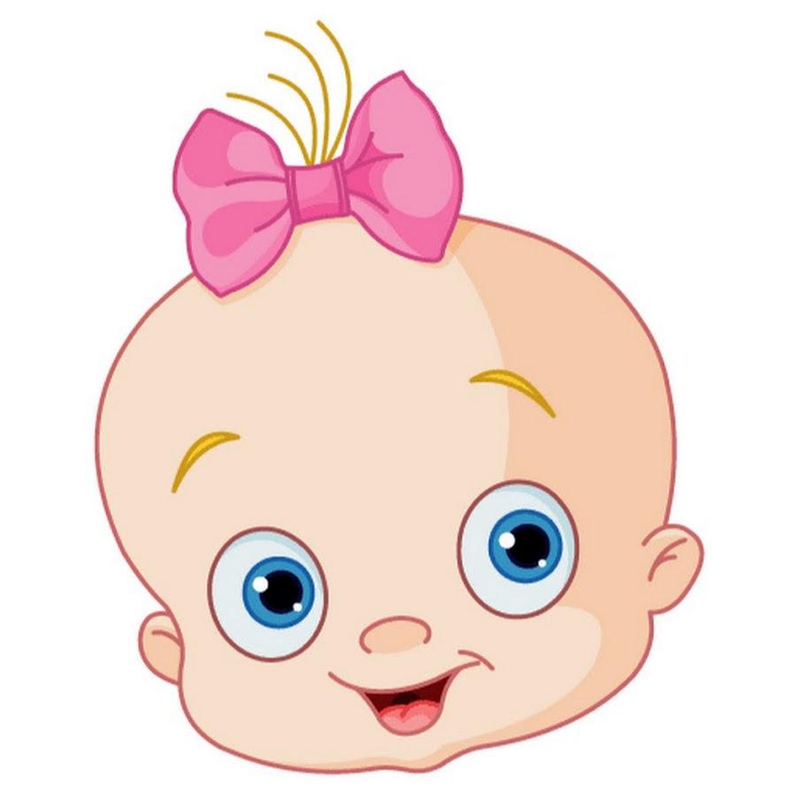 Картинка голова детская