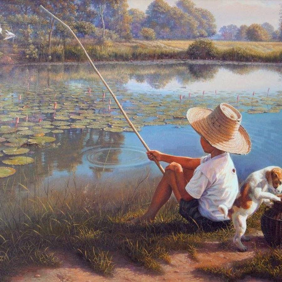 начинающий рыболов с картинками этой причине она