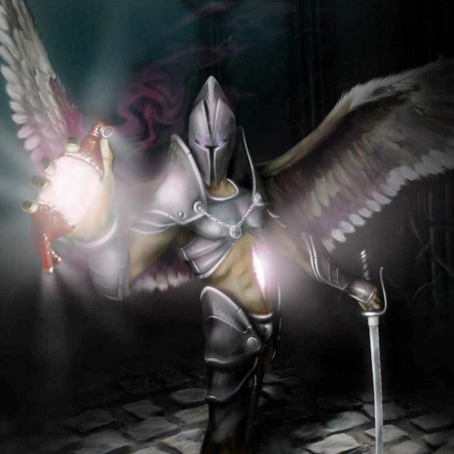 авангардное направление картинки рыцаря с крыльями ангела занятия