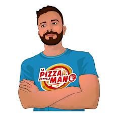 La pizza fatta a mano