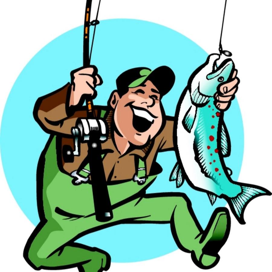 Рыболовные веселые картинки