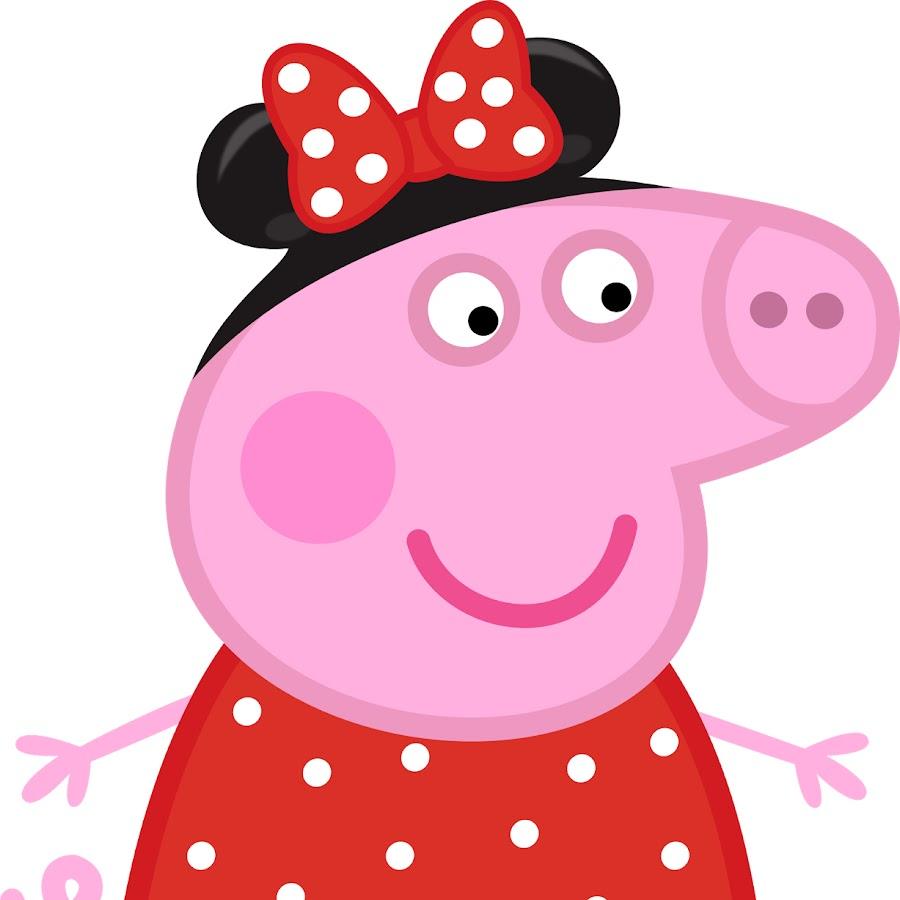 Свинка пеппа картинки на прозрачном фоне