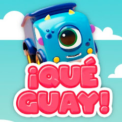 ¡QUÉ GUAY! Spanish Cartoons