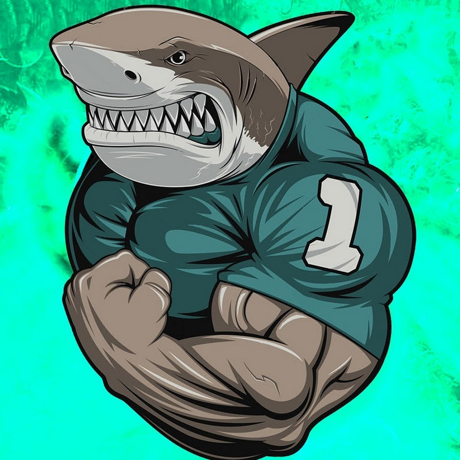 кого-то узор крутые картинки акул качков движении