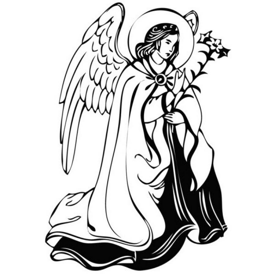 какие картинка ангелка черно белого знаем, что всё