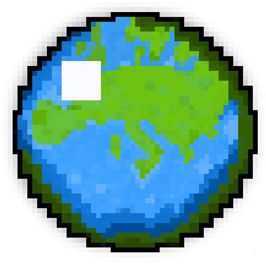 Minecraft Planet - YouTube