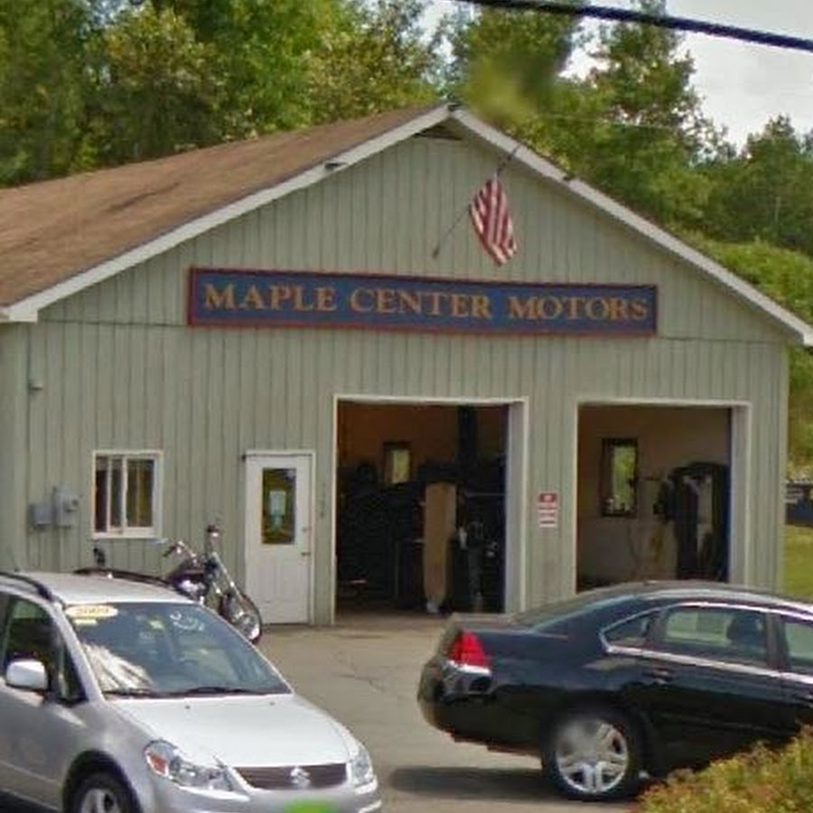 maple center motors youtube youtube