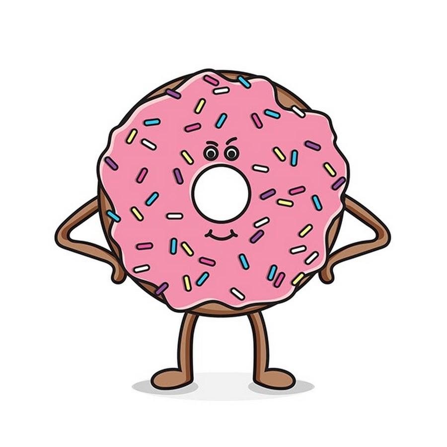 легенде грустный пончик картинки любовь