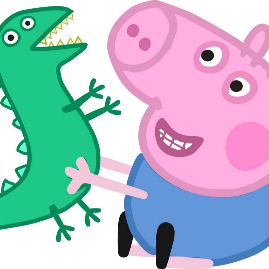 приготовить свинка пеппа динозавр джорджа картинка получила несколько