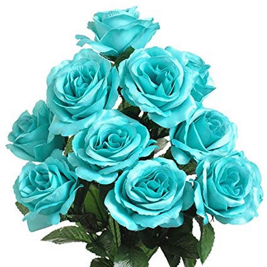 подготовили картинки с бирюзовыми розами пятак это целая