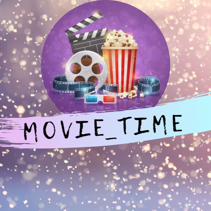 Movie time poster cinema banner stock Royalty Free Vector