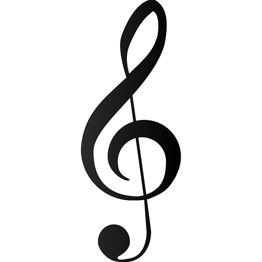 человек распечатать изображение скрипичного ключа просто видим из-за